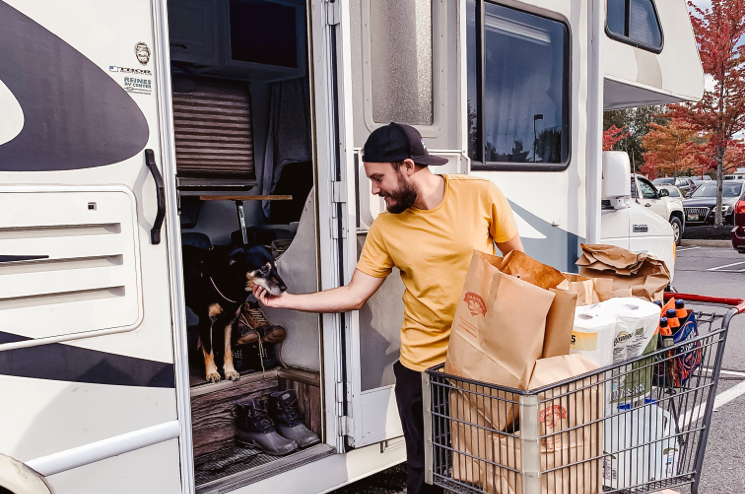 Feeling safe while traveling full time in our RV